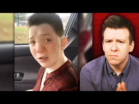 WOW! Keaton Jones Controversy Blows Up After Viral Video, Fake Accounts, and Old Pictures...