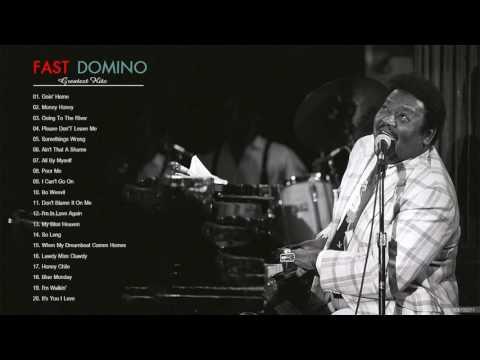 Fats Domino Greatest Hits  -   The Very Best of Fats Domino