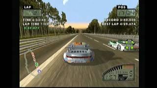 24 Hours of Lemans Dreamcast