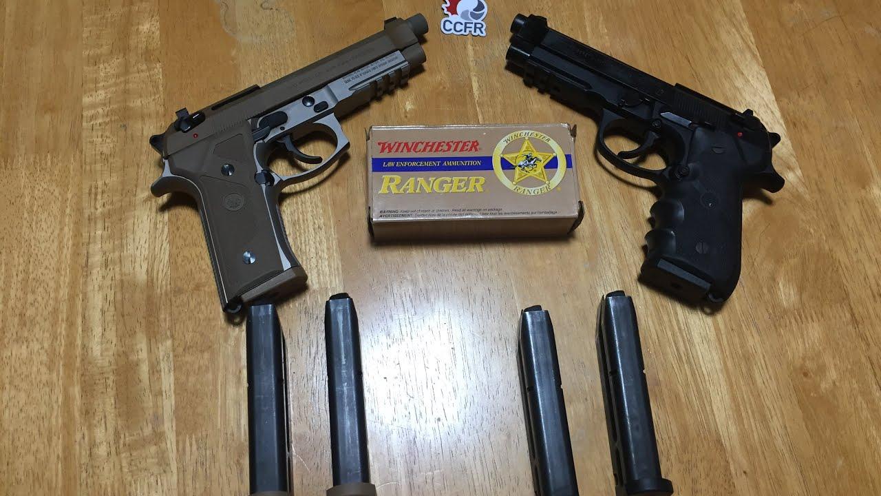Beretta 92A1 vs M9A3