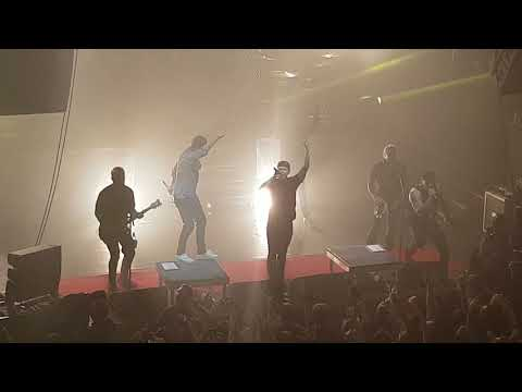 Hollywood Undead - Riot (Live @Koko, London)