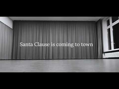 [F.S.A] Santa Claus Is Coming To Town [Trap Remix] (Jane Kim Choreography)