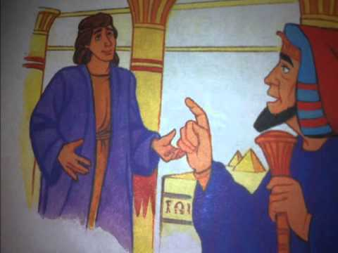 """The Bible story """"Joseph :From Prison to a palace """" by Indy"""