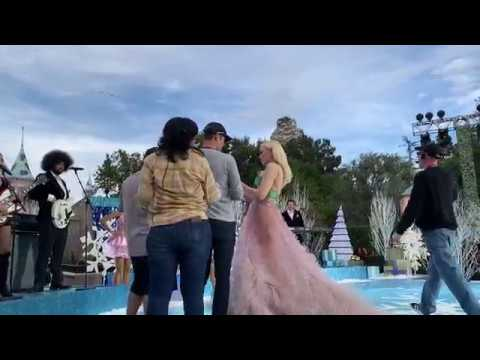 Gwen Stefani at Disneyland