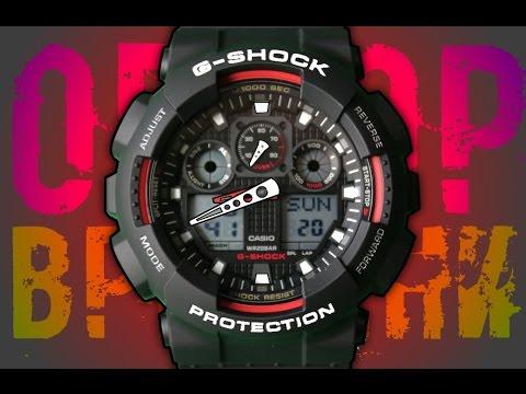 ПРАВИЛЬНО часы касио g shock обзор выделяет представительницу