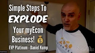How To EXPLODE Your myEcon Business In May! | REAL Steps You Can Take!