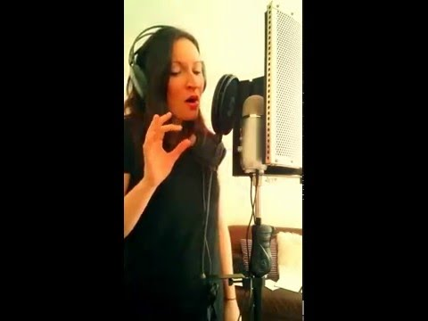 "Ben E King ""STAND BY ME"" -cover Rebecca Vocal Athlete"