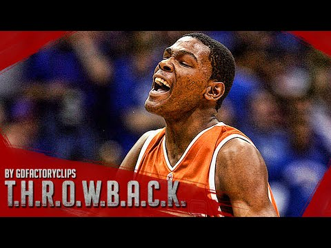 Kevin Durant Full College Highlights vs Texas Tech (2007.01.31) - 37 Pts, 23 Reb, BEAST!