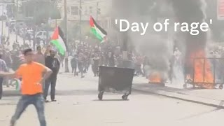 Israel-Palestine violence: another day of terror