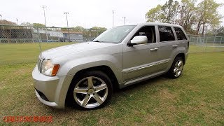 Here's a Jeep Grand Cherokee SRT8 Tour - 13 YEARS LATER Review | For Sale Video