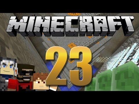 Farm de slimes - Minecraft Em busca da casa automática #23