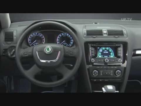 Skoda Octavia Ii Facelift Youtube
