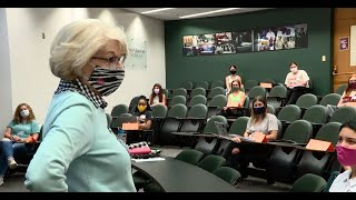 Tallahassee Inspired - Dr. Sally Karioth