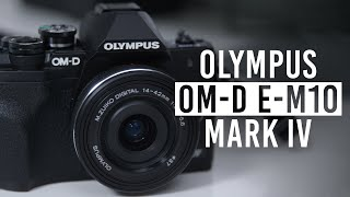 Olympus OM-D E-M10 Mark IV and M. Zuiko 100-400mm f/5-6.3 Lens | Hands-on Review