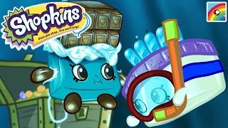 SHOPKINS CARTOON - After-Party | Teil 3 | Shopkins Gerne Stellen Neue Kinder-Cartoons   RaInBoW PoP 7