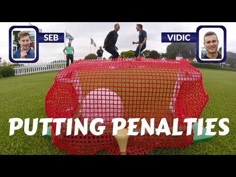 PUTTING PENALTIES VS NEMANJA VIDIC!!