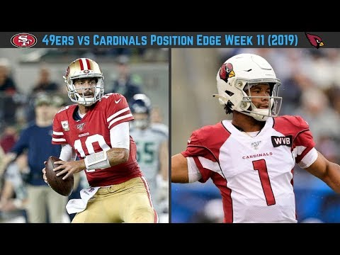 49ers-vs-cardinals-week-11,-who-has-the-edge-position-by-position?-(2019)