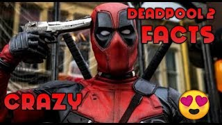 Interesting facts About Deadpool 2 movie | facts about deadpool 2 marvel Studios in hindi/urdu
