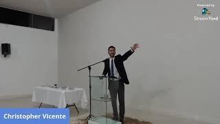 Pregação em Salmos 87.2 - A Importância do Culto Público (Parte 2). Christopher Vicente