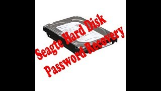 Seagate Laptop HDD Password Recovery -Raminfotech Data recovery