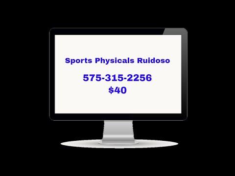 Sports Physicals Ruidoso - $60 Sports Physicals Ruidoso 2019 New Mexico