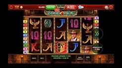 Slotpark 40 free games (Book of Ra)