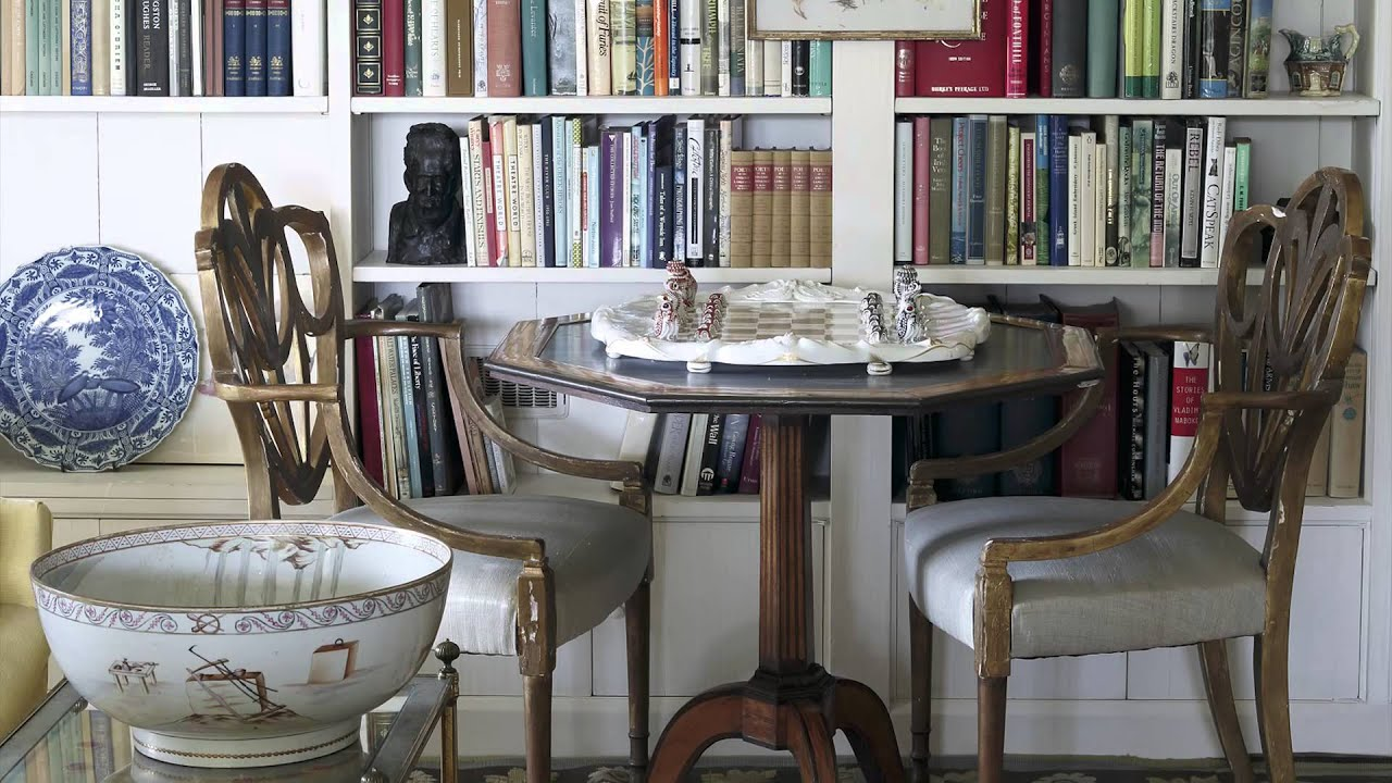 charlotte moss explore the style of bunny mellon - youtube