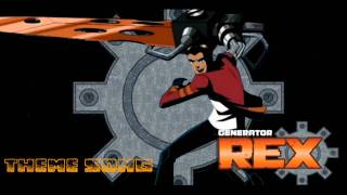 generator rex theme song instrumental version