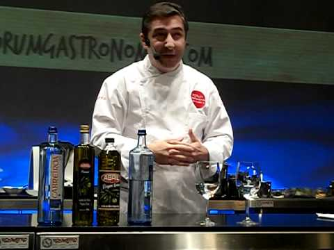 Joan Roca - Forum Gastronomico Santiago 2012 - www.viajesyvinos.com