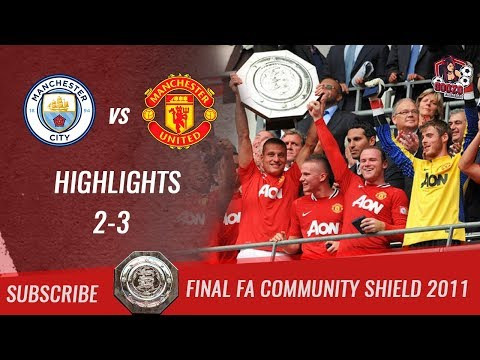 Extended highlights of the 2011 FA Community Shield between Manchester United and Manchester City, an underrated classic and one of the best domestic super cup matches of all time
