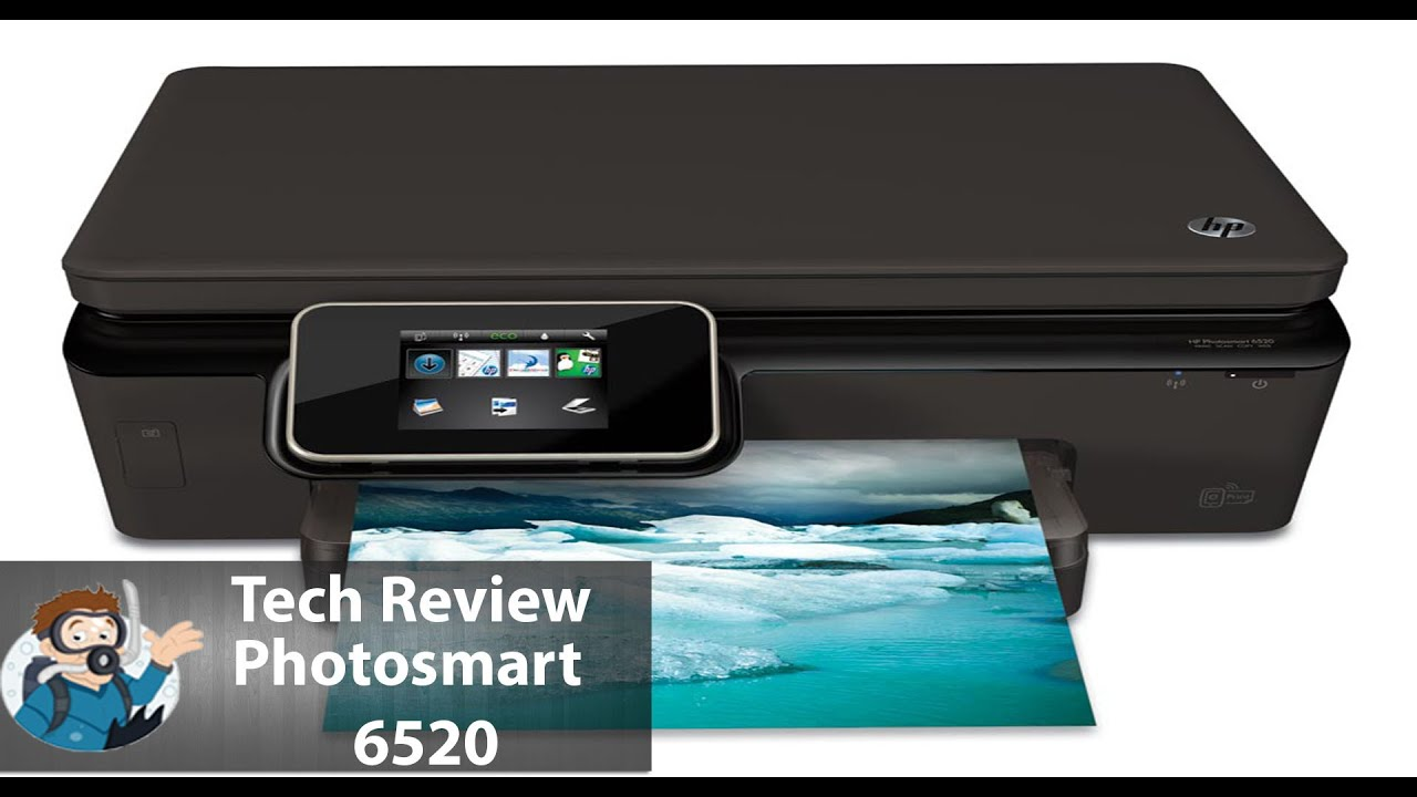 hp photosmart 6520 printer drivers