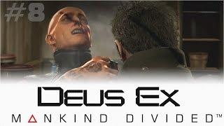 Прохождение Deus Ex: Mankind Divided #8 - Дела семейные