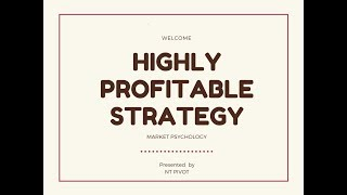 HIGHLY PROFITABLE STRATEGY WITH KST IN BANKNIFTY
