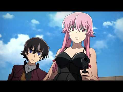 The Zombie Song - Mirai Nikki - Gasai Yuno【AMV】