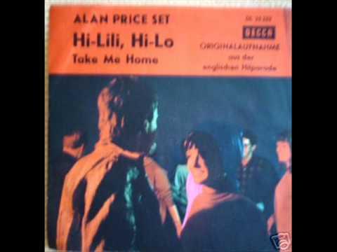 Alan Price Set - Hi LiLi , Hi-Lo