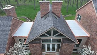 DaVinci Multi Width Shake - Lake Forest, installed by CRC Cedar Roofing Company