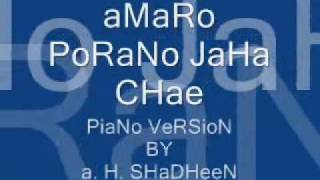 Download Hindi Video Songs - aMaRo PoRaNo JaHa CHae [PiaNo].wmv