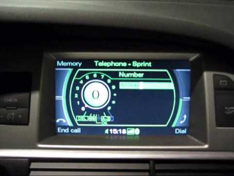 Connecting Your Smart Phone To The 2008 Audi A6 Youtube