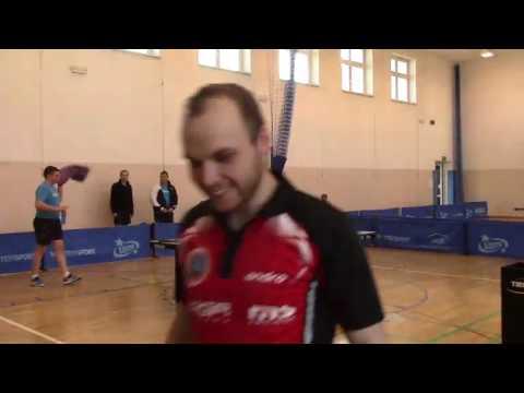 Błękitni ARGA vs TUKS Sok.-Mech. Tomaszów Lub. (16/17, XI kolejka)