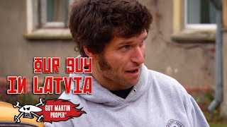 Guy Is Almost Reduced to Tears - Our Guy In Latvia | Guy Martin Proper