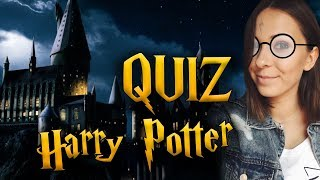 HARRY POTTER QUIZ + KONKURS! (spoilery)