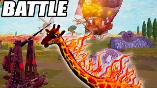 Invading EGYPT!  Multiplayer BATTLE Mode! (Rock of Ages 2 Multiplayer Gameplay)