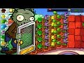 Best strategy Plants vs Zombies | Hit the Survival Pool vs Kernel Pult