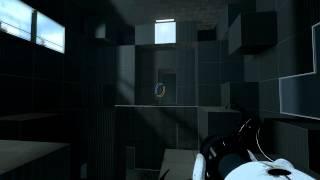 [Portal 2] Hop, Skip, Jump, Slide and Shoot - v1.6 Start Solution