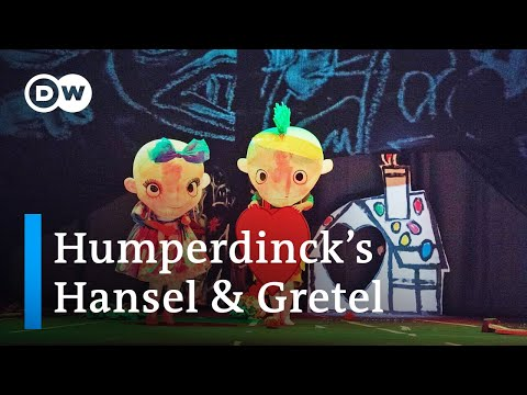 Hansel and Gretel at the Berlin State Opera   DW English