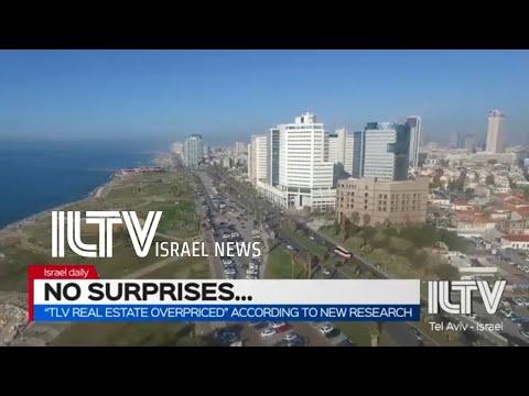 """""""Tel Aviv Real Estate Overpriced"""