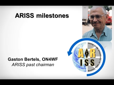 ARISS milestones -