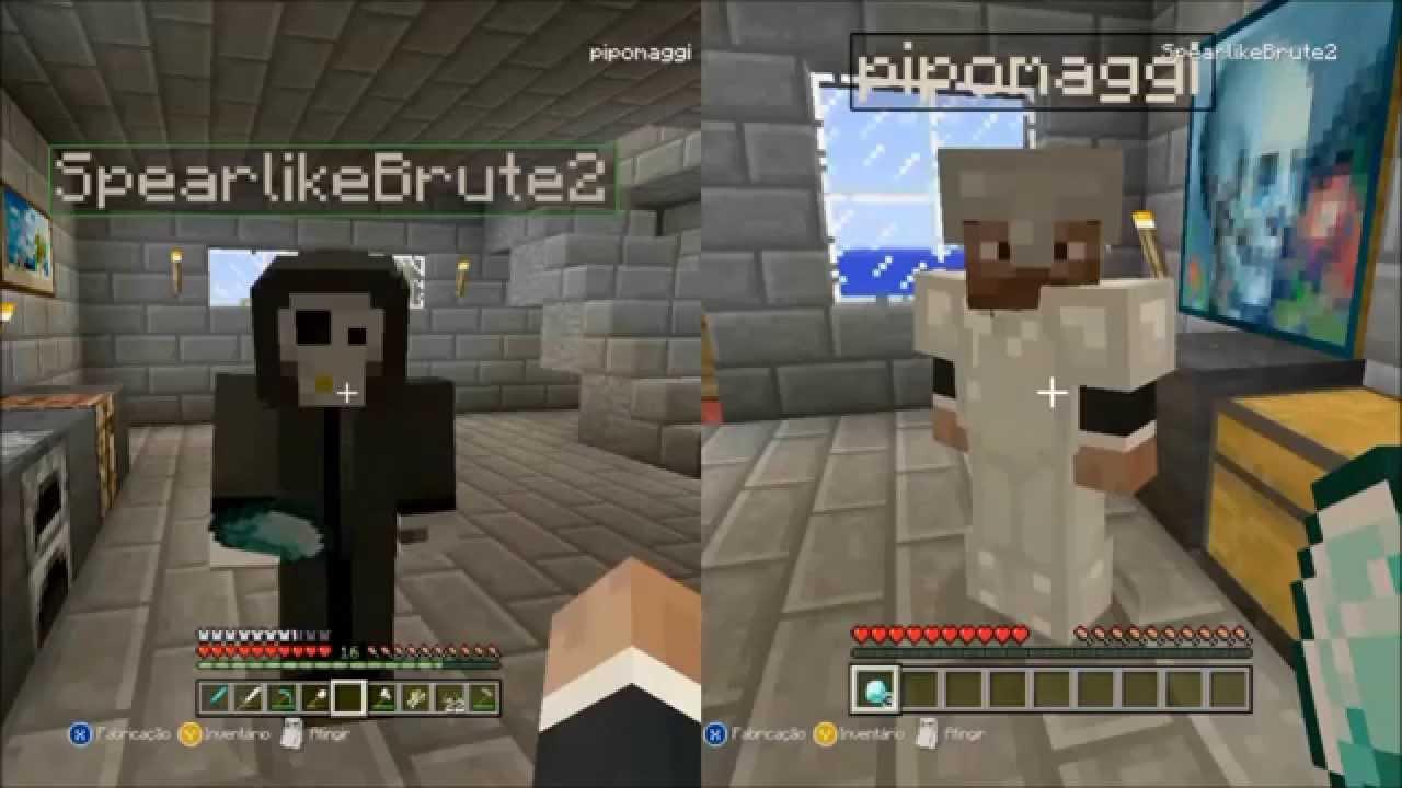 Minecraft logro diamantes para ti