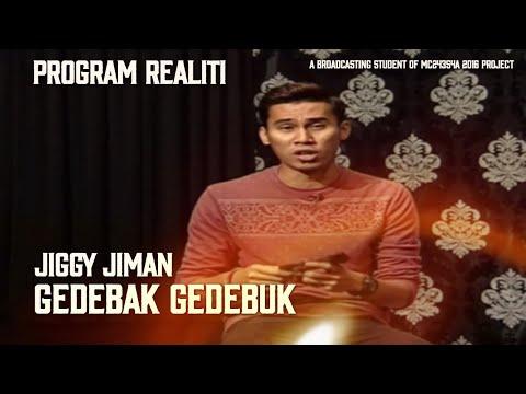 Gedebak Gedebuk | GameShow | Bersama Host Jiggy Jiman | LokalTV Malaysia