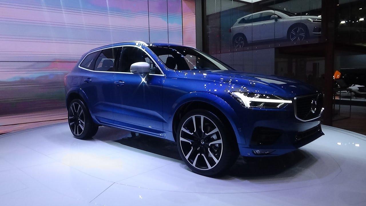 2018 Volvo XC 60 - Geneva Motor Show 2017 - YouTube